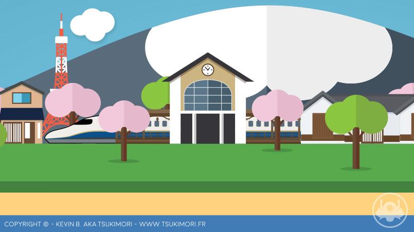 Illustration - Blog of Tsukimori - Featured