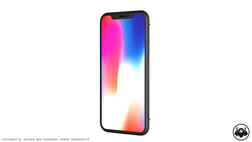 iPhone X - Cinema 4D