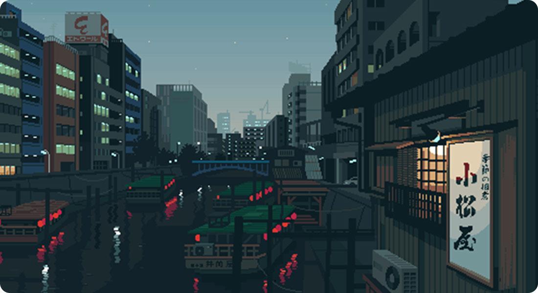 images?q=tbn:ANd9GcQh_l3eQ5xwiPy07kGEXjmjgmBKBRB7H2mRxCGhv1tFWg5c_mWT Pixel Art Japan @koolgadgetz.com.info