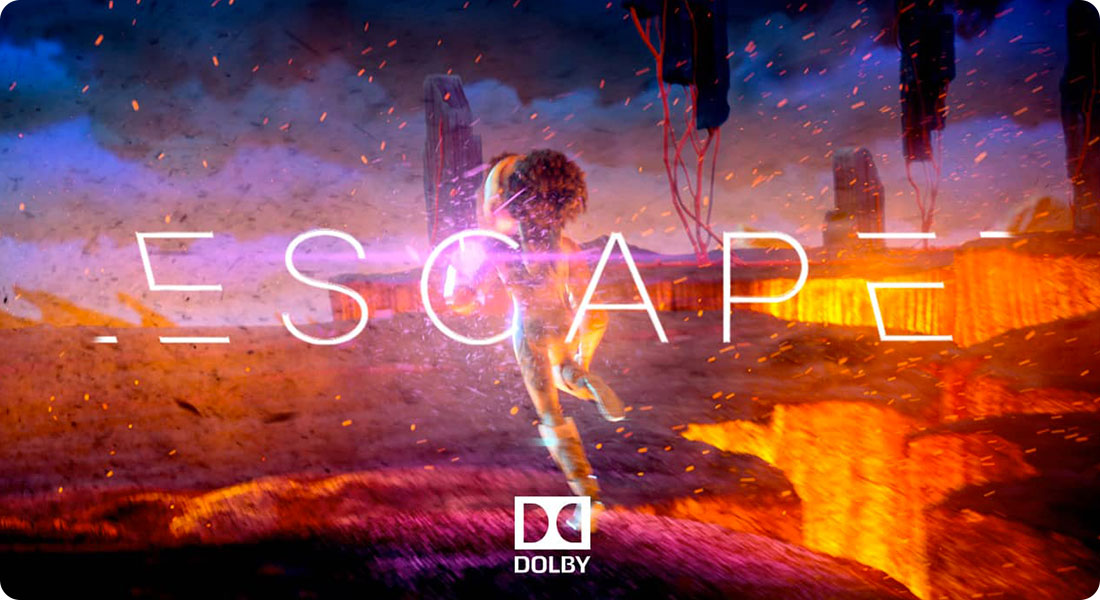Escape - An animated short film by Moonbot Studio and Dolby