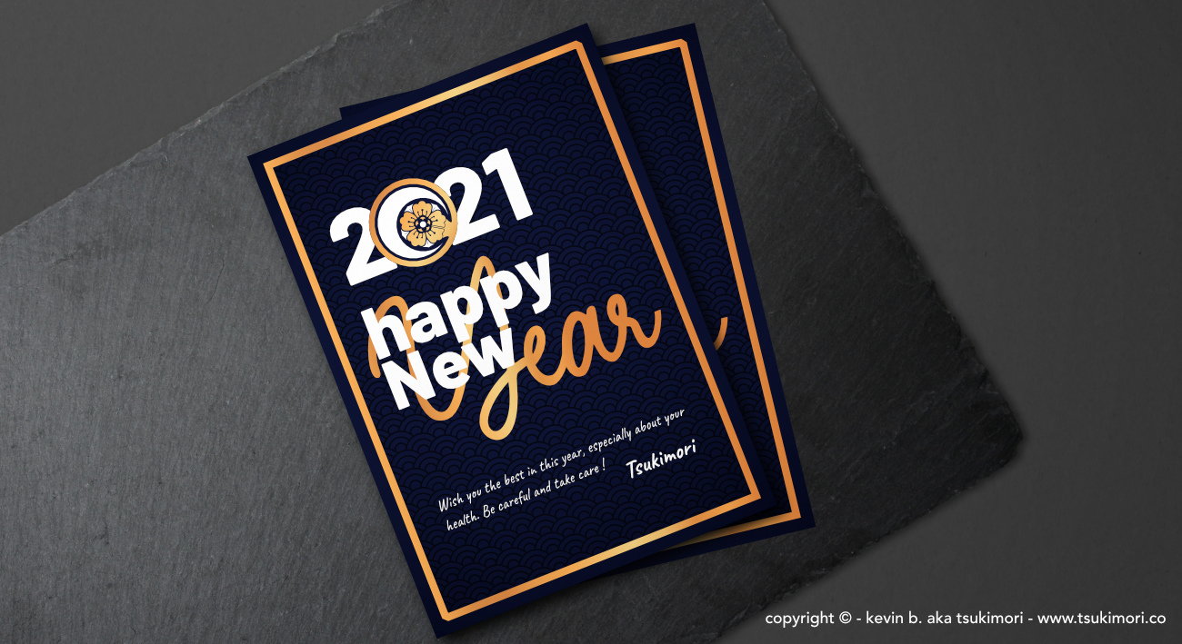 Happy New Year 2021 - Featured