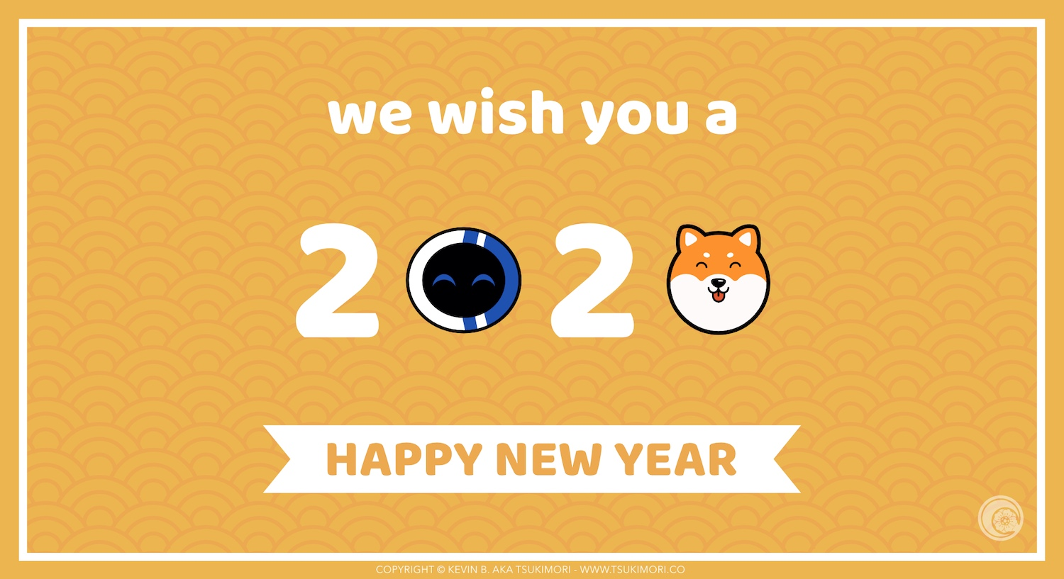 Happy New Year 2020 - Featured