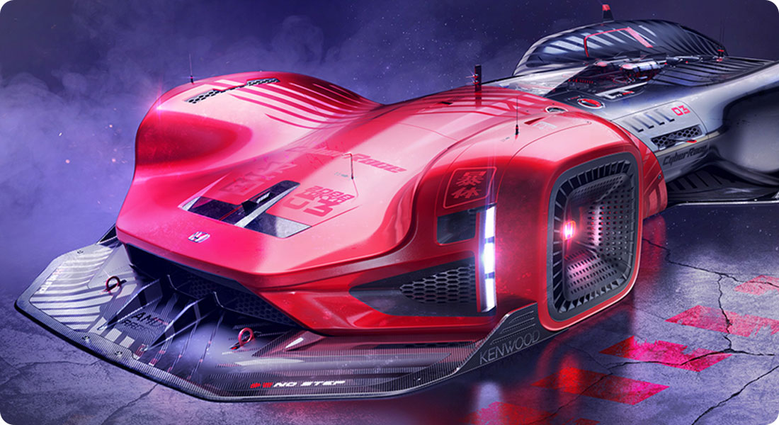 Honda - CyberRace - Featured