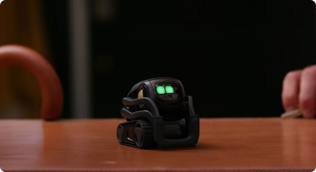 Fall in love about the robot Vector by Anki - Featured